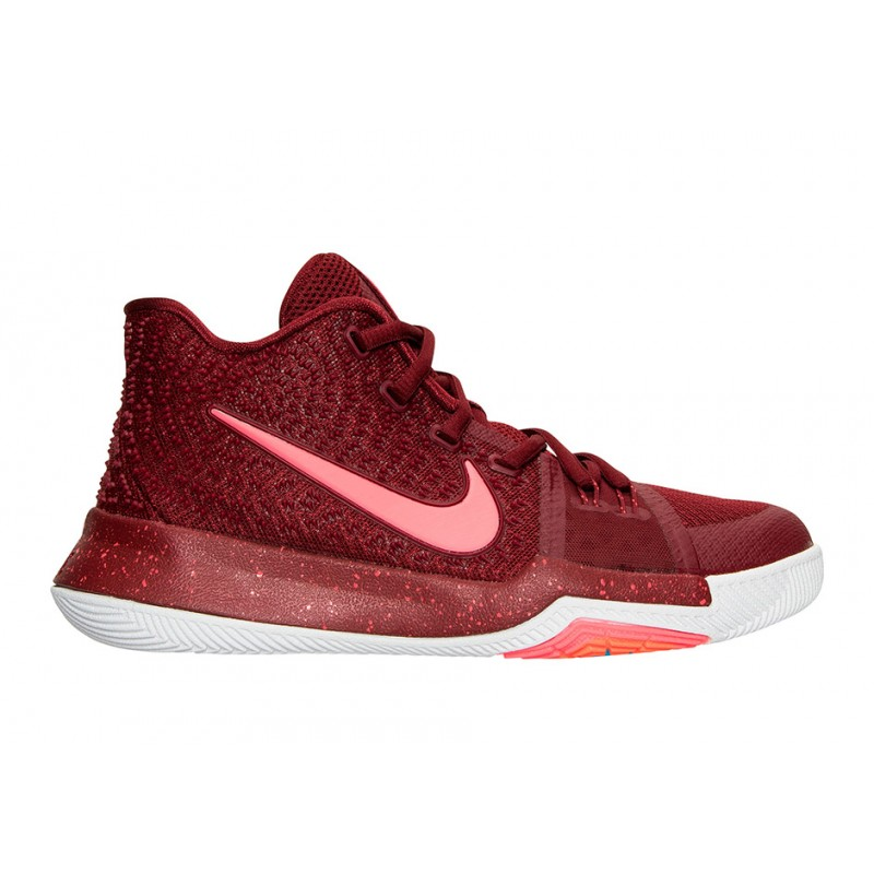 """NIKE KYRIE 3 """"Team Red"""" Red 859466-681"""